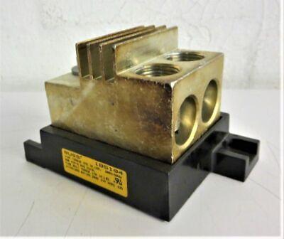 COOPER BUSSMANN 1BS104 Fuse Block, High Speed Semiconductor, 600A