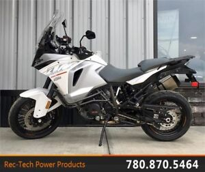 2016 KTM 1290 Super Adventure T - Heavily Discounted!