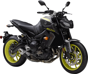 YAMAHA MT09AJG 2018 DEMO