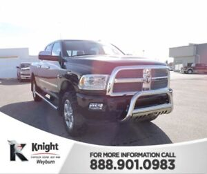 2014 Ram 2500 LIMITED NAV Back-Up Cam Heated/Cooled Leather Remo