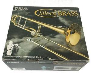 """Yamaha """"SB5"""" Silent Brass for Trombone"""