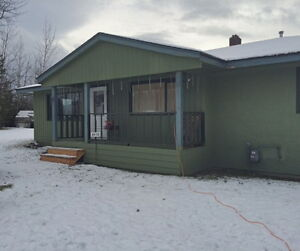 Beautiful Bulkley River Front Property