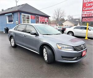 2013 Volkswagen Passat Trendline | EASY CAR LOAN FOR ANY CREDIT! Oakville / Halton Region Toronto (GTA) image 1
