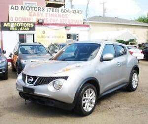 """NO ACCIDENT"" 2012 NISSAN JUKE SL SUNROOF AUTO LOADED LOW KMS.."