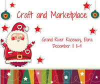 Christmas Craft and marketplace ELORA- vendor space available