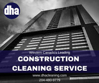 Your #1 Choice for Construction Clean-Up