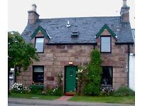 Ullapool Self Catering Holiday Cottage Sleeping 5, Central Village Location. OPEN ALL YEAR