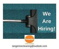 We Are Hiring For A Part Time Cleaner