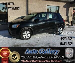 2015 Chevrolet Trax LS *Only 6,321kms!!