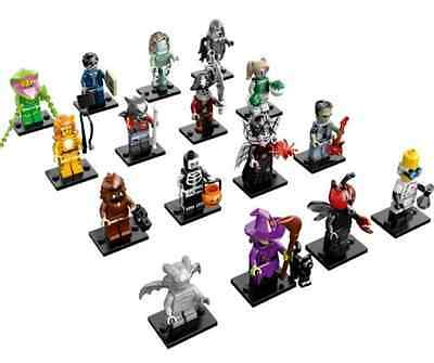 LEGO NEW SERIES 14 HALLOWEEN 71010 MINIFIGURES YOU PICK GHOST WEREWOLF MORE