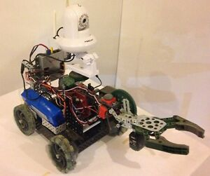 rc cars internet controlled Battlebots and Moon Rovers
