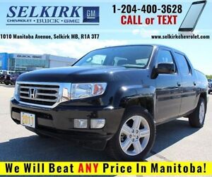 2014 Honda Ridgeline Touring *LOADED AND GORGEOUS*