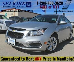 2015 Chevrolet Cruze 1LT *WOW AWESOME PRICE*