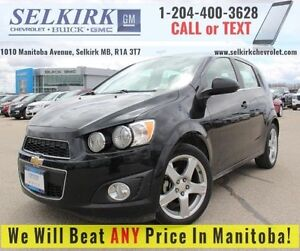 2016 Chevrolet Sonic LT *WOW LOOK AT THIS PRICE*