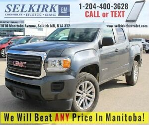 "2016 GMC Canyon 2WD *POLISHED 18"" WHEELS*"