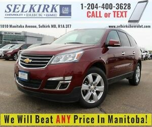 2016 Chevrolet Traverse LT *SAVE THOUSANDS*