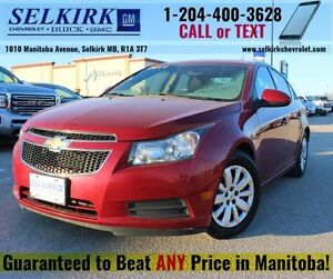 2011 Chevrolet Cruze LT Turbo *GREAT PRICE*