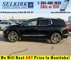 2017 GMC Acadia Denali *SAVE THOUSANDS*