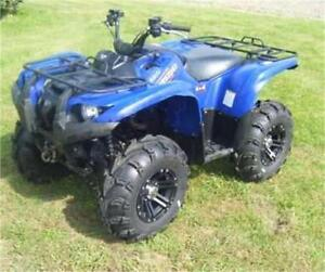 09 Grizzly…BAD CREDIT FINANCING AVAILABLE!!