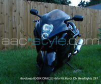 20% OFF! 2000-2015 Suzuki Hayabusa ORACLE Motorcycle Halo Kit