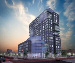 1 bed +1 den in Kitchener downtown, available now, 1650 + hydro