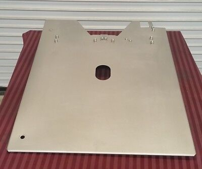 Hobart Meat Saw 6801 Baffle Lower Pulley 00-873715 2735 Commercial Stainless