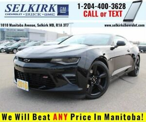 2016 Chevrolet Camaro SS *GORGEOUS AND MANUAL*