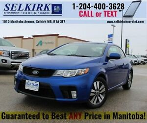 2013 Kia Forte Koup EX *RARE AND FUN*