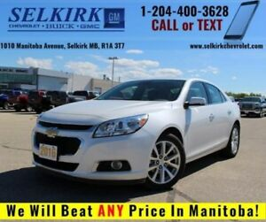 2016 Chevrolet Malibu Limited LTZ *SAVE THOUSANDS*