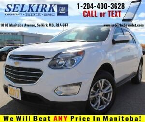 2017 Chevrolet Equinox LT *WOW AWESOME PRICE*