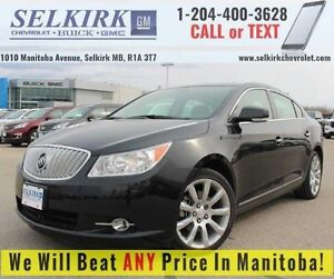 2010 Buick LaCrosse CXS *REMOTE START HTD/CLD LEATHER*