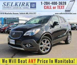 2014 Buick Encore Leather *AWD REMOTE START*