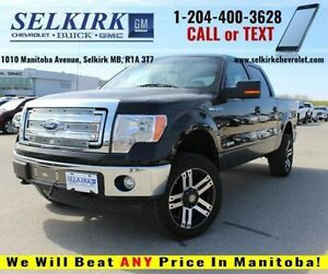 2013 Ford F-150 XLT CREW *AFTERMARKET WHEELS*