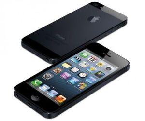 Iphone 5s  32 GB  -- Fido --