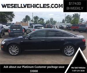 2010 Audi A6 S-LINE AWD/LEATHER/FULLY LOADED