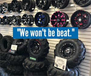 40% OFF ALL IN-STOCK TIRES & RIMS!!!