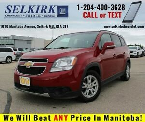 2014 Chevrolet Orlando LT *7 PASS, GREAT PRICE*