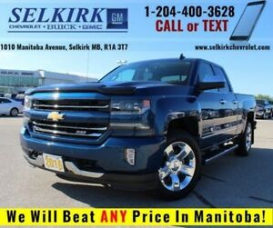 "2016 Chevrolet Silverado 1500 LTZ *20"" CHROME WHEELS*"
