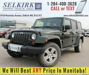 2011 Jeep Wrangler Unlimited Sahara *SUMMER FUN READY*
