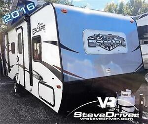 2016 KZ-RV Spree Escape E200S - 2940 lbs