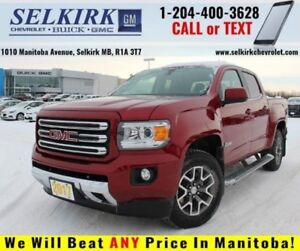2017 GMC Canyon SLE *GORGEOUS AND GREAT PRICE*