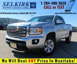 2016 GMC Canyon 4WD SLE *AWESOME DEAL*