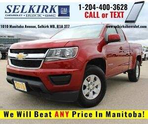 2016 Chevrolet Colorado 4WD WT *GREAT FEATURES, GREAT PRICE!*