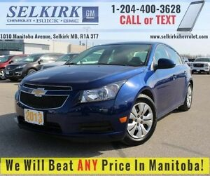 2013 Chevrolet Cruze LT Turbo *AMAZING DEAL*