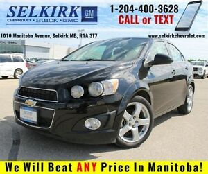2016 Chevrolet Sonic LT *LOADED AND AMAZING PRICE!*
