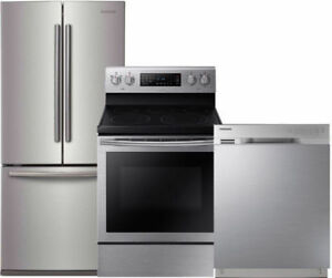 Fridge, Range, Dishwasher : Appliance PACKAGES BRAND NEW NO TAX
