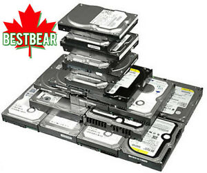 "2.5"" & 3.5"" Laptop & Desktop Hard Drives SATA & IDE (Hwy7/400)"