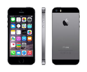Apple iPhone 5s - 16GB - Unlocked - Space Grey - X2 Available!