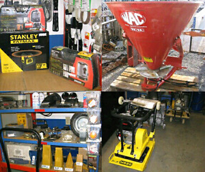 Huge saving on inventory new and used