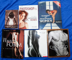 Photography Books Nudes and Posing - *Mint Condition*